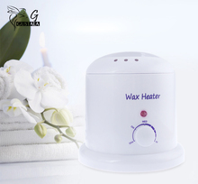 Gustala 2017 Warmer Wax Heater Professional Mini SPA Hands Feet paraffin Wax Machine Emperature Control Kerotherapy Depilatory(China)