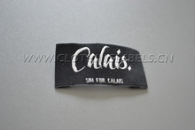 Customized garment shirt jacket shoe labels/woven labels/logo/printed clothing label/embroidered tag 1000pcs a lot high quality(China)