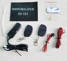 High Quality  RFID 2.4 GHz car immobilizer system,  Lock Ignition Starter  and anti-hijacking