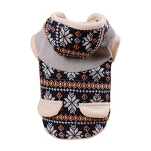 Buy Winter Dog Clothes Small Dog Soft Fleece Pet Dog Clothing Yorkies Chihuahua Clothes Puppy Outfit Coat Hoodie Dog Clothes for $5.60 in AliExpress store