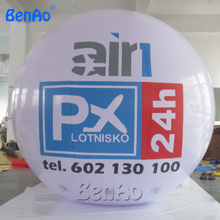 AO114 Advertising large inflatable helium balloons,Commercial use inflatable sky balloon