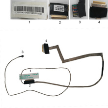 New LCD LED Video Flex Cable For LENOVO P500 Z500 Z505 Z500A Z510 PN: DC02001MC10 Notebook LCD LVDS CABLE(China)