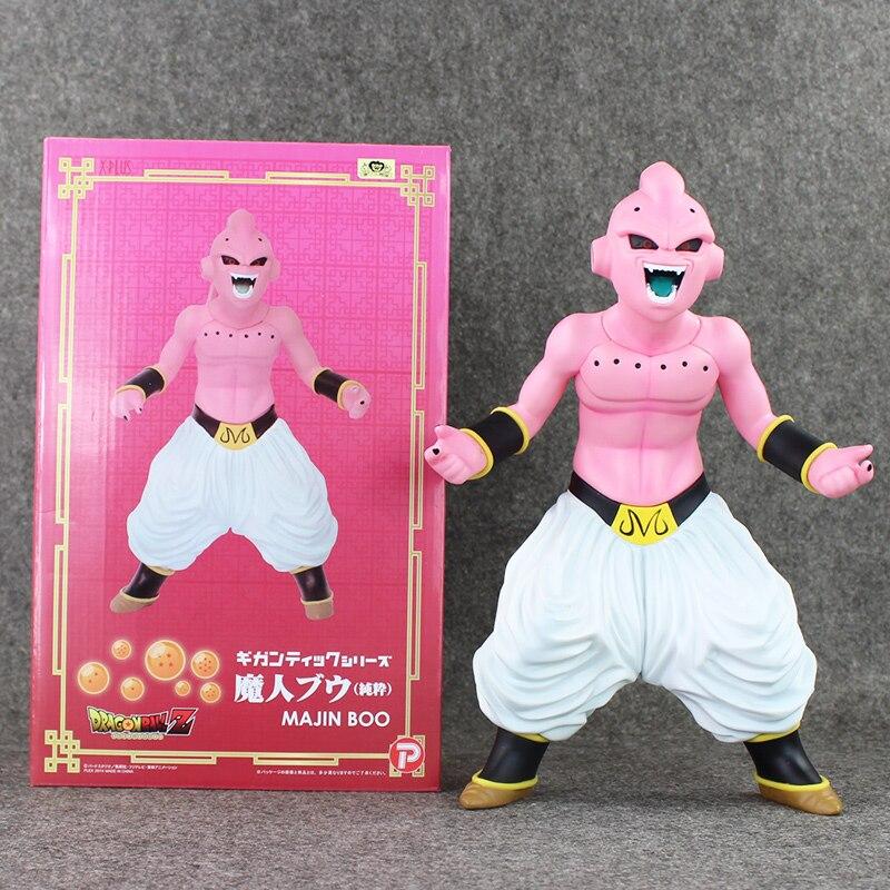 30cm Japanese Anime Dragon Ball Majin Buu Dragon Ball Z Original Gashapon PVC Toys Action Figures Gifts For Kids Free Shipping<br><br>Aliexpress