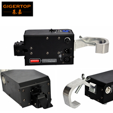 Gigertop TP-D10 Stage Light Led Star Curtain/Led Video Curtain/Stage Curtain Drop Controller Falling Solenoid Lock 110V/220V