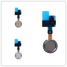Gold Grey White Home Button Fingerprint Sensor Power Flex Cable Ribbon for G5 H820 H830 H840 H848(China)
