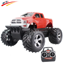 RC Car 4CH Bigfoot Car High Speed Racing Car Remote Control Car Model Off-Road Vehicle Electronic Monster Truck Hobby Toys Model(China)