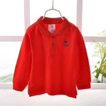 Danrol Children Shirt Fashion Top Quality Boy Tops girls polo shirts all for children's clothing and accessories