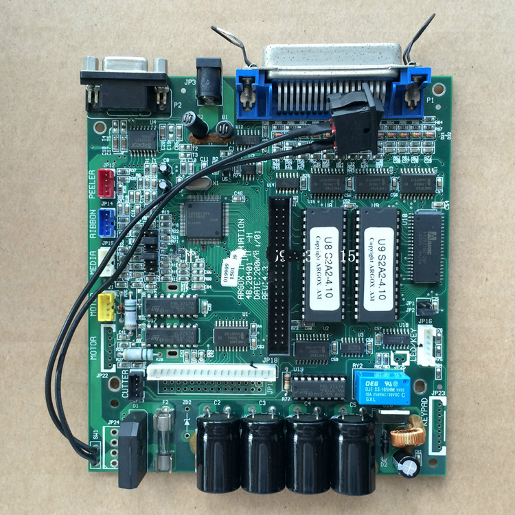 original disassemble For ARGOX OS-214 TT motherboard motherboard interface board<br>