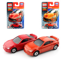 2pcs Tomy scale tomica baby boys Toyota86 diecast auto motor plastic models race cars track toys voiture miniature for children