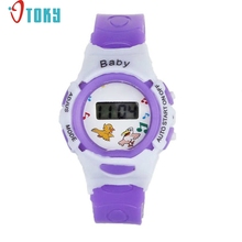 OTOKY Hot Wrist Watch Colorful Boys Girls Students Time Electronic Digital Wrist Sport Drop Ship F30