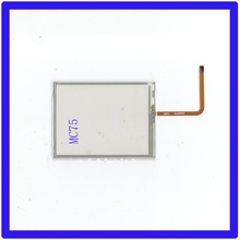 3.7Inch Touch Screen panels 4 wire resistive USB touch panel   Free Shipping For symbol MC75