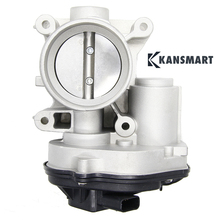 Brand New Throttle Body 1537636 1362955 1444984 4M5G-9F991-FA 4M5G9F991FA Fit For Ford C-max Mondeo Focus S-max(China)
