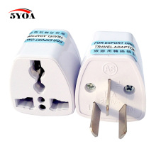 Hight Quality Power Adapter Travel Adaptor 3 pin US/UK/EU to AU Converter Universal AU Plug Charger For Australia New Zealand