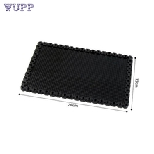 wupp 20*13cm Creative Car Magic Anti-Slip Dashboard Sticky Pad Non-slip Mat Holder GPS Cell Phone Top Quality Silicone