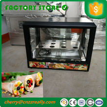 110v 220v 12 pieces per batch Heating and heat preservation pizza cone display CFR terms by sea(China)
