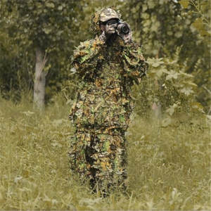 Ghillie-Suit Hunting...