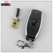 Anntem brand DC3.3v 12v 24v Wide voltage Mini Wireless Remote control Universal Transmitter Receiver Powerpoint Presenter Remote