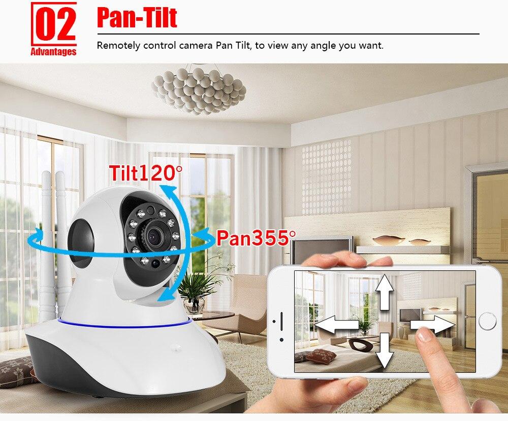 N62 WIFI camera_