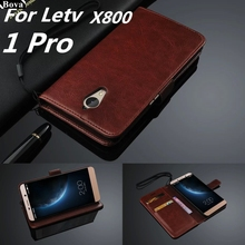 card holder cover case for Letv leEco 1 Pro X800 leather phone case Letv One Pro 1Pro wallet flip cover Holster phone bags(China)