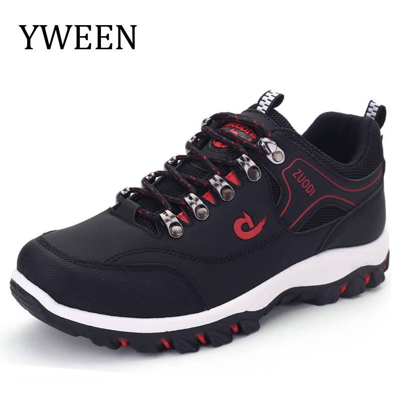 YWEEN Spring Autumn Men's Casual Shoes Men Sneakers Breathable Man Shoes Casual shoes