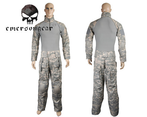 Emerson Tactical Combat Shirt Pants Elbow Knee Pads Profeesional Military Army Suit Wearable Outdoor Hunting Shooting Clothing<br><br>Aliexpress