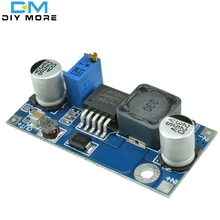 LM2587 Power Supply Module DC-DC Boost Converter 3-30V Step Up to 4-35V Power Supply Module MAX 5A