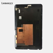 For Asus Google Nexus 7 1 Gen 2012 WIFI Battery Cover Back Rear Cover Housing Replacement(China)