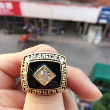 Promotion Price for Replica Newest Design 1981 Los Angeles Dodgers World Series   Championship Ring Free Shipping