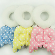 1PC Cute Baby Toy Newborn Head & Back Protection Pillow Toddler Wings Drop Resistance Pad Guardian Cushion Toys