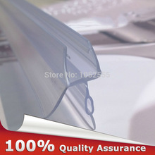 Me-309D2 Bath Shower Screen Rubber Big Seals waterproof strips glass door seals length:700mm gap10-17mm(China)