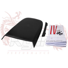 Universal Black Car Stickers Car Hood Scoop Vent Bonnet Cover Auto Air Flow Intake For Ford Mustang 2005-2009 GT V8