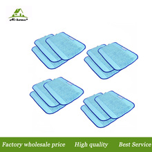 Microfiber 12-Pack Pro-Clean Mopping Cleaning Cloths for Braava Floor Mopping Robot irobot Braava 380 380t Minit 4200 5200 5200C