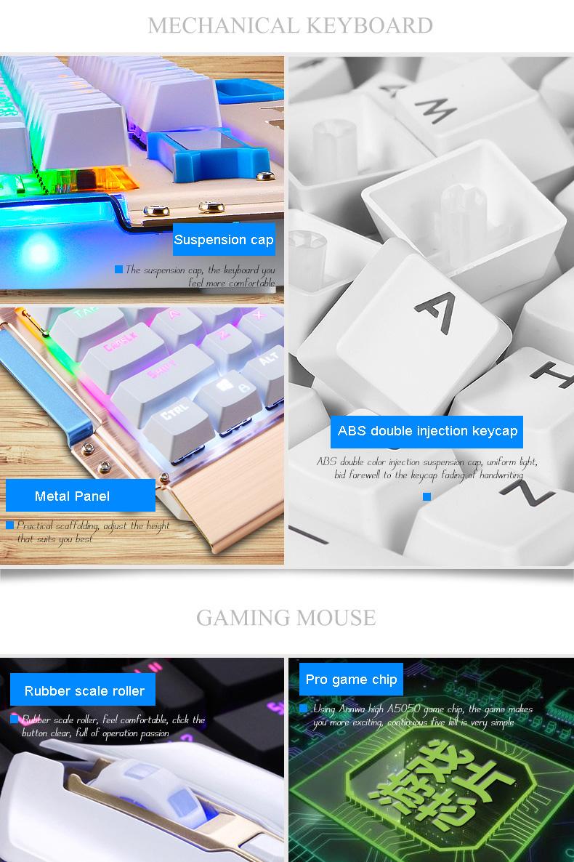 HTB1KBNQSFXXXXaHXXXXq6xXFXXX5 - Newest Mechanical Keyboard 104 keys Blue Black Switch LED Backlight USB Gaming Keyboard Mouse Combo for PC Games Teclado