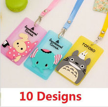 10 Designs/New Cute Cartoon design Card & ID Holders/cardbag/card case pouch/storage bag JJ0007
