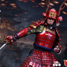 1/6 Model Imperial Japanese Soliders In Ancient Warring States Generals Sanada Yukimura SE006 SE007 MNOTHT