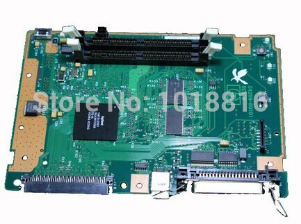 Free shipping 100% tested  laser jet for HP2300 Formatter Board Q1395-60002 printer part on sale<br>