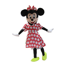 Classic Minnie Mouse Cartoon Character Costumes   Adult Size
