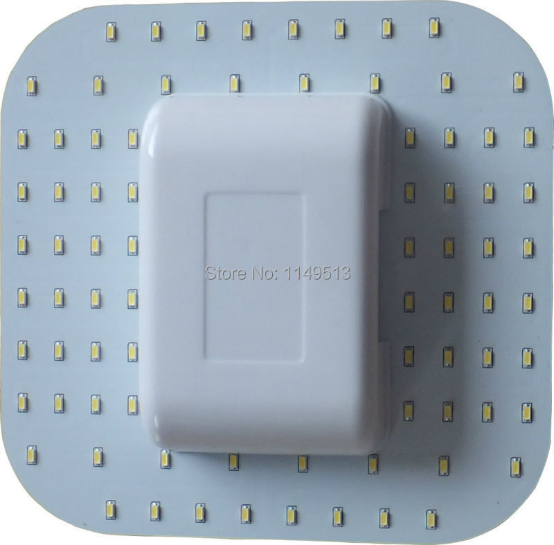 Newest 18w 2D led lamp square led panel light 1800lm led 2D light replace 45w fluorescent lamp AC85-265V<br><br>Aliexpress