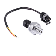 DC 5V 0-1.2 MPa Pressure Sensor Transducer Pressure Measurement Tools With 19cm Cable For Oil Fuel Gas Water Air(China)