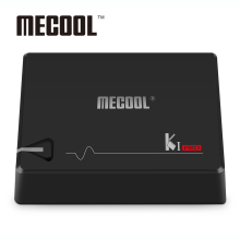 MECOOL KI PRO TV Box Media Player Quad Core Cortex - A53 CPU Android 7.1 DVB-S2 DVB-T2 DVB-C COMBO Smart TV Box 2GB DDR4 16GB