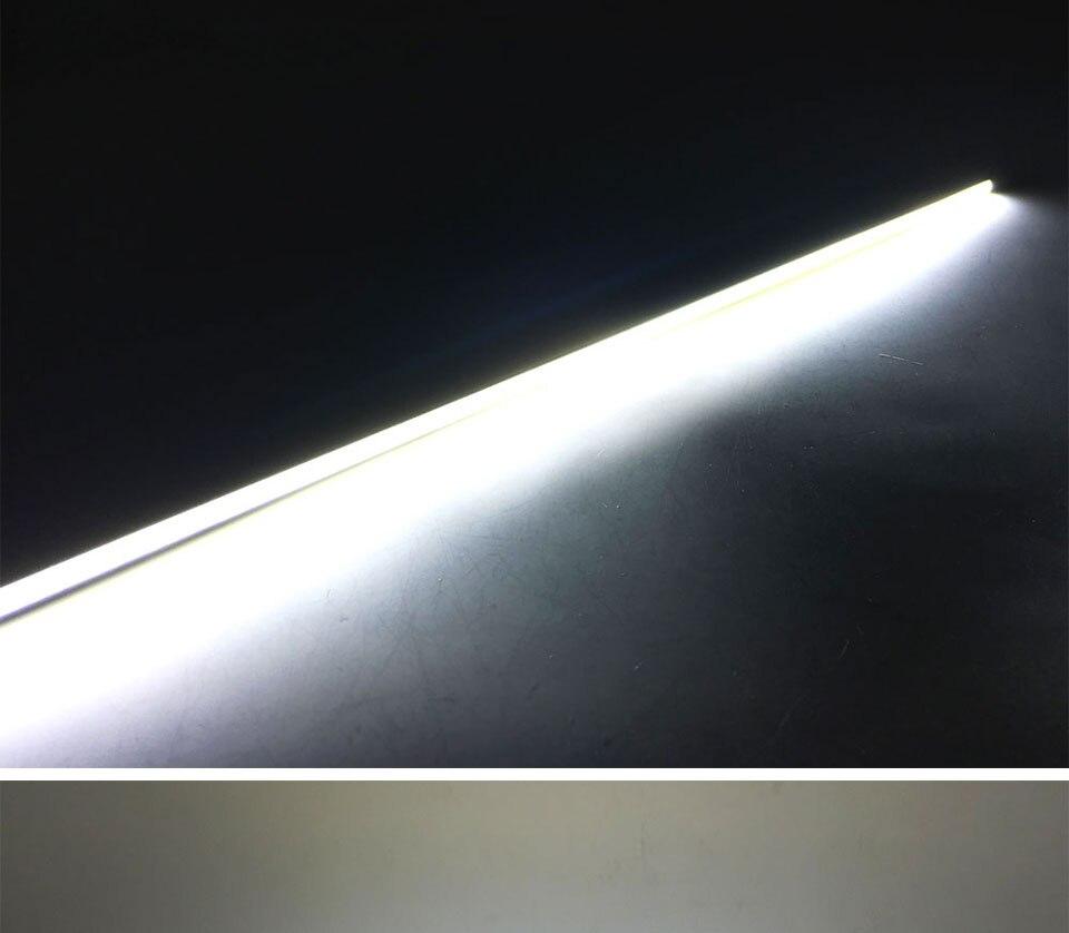 600x6mm LED Light Strip 60cm 12V 20W 3000K 6500K White Color COB LED Bar Lights for Car Lighting Bulb House Work Lamp DIY (18)