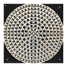 Mokungit  1 8 12 16 24 32 40 48 60 93 241 Bits LEDs SK6812 RGBW RGBWW SMD 2700-6500K LED Ring Light with Integrated Module 5V