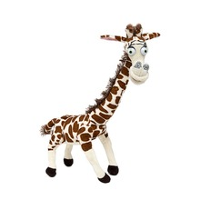 Madagascar Plush Penguin Animals Toys,Lion Alex Zebra Marty Giraffe Melman Hippopotamus Gloria Pelucia Brinquedo Juguete 20-30cm(China)