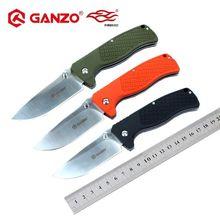 Firebird Ganzo G724M 440C blade G10 Handle Folding knife Survival Camping tool Hunting Pocket Knife tactical edc outdoor tool