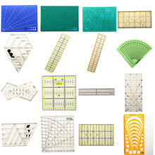 Patchwork Tool Complete Style Quilting Tools Quilting Ruler School Stationery Supplies Tailor A4 A3 Cutting Mat As You Wish(China)