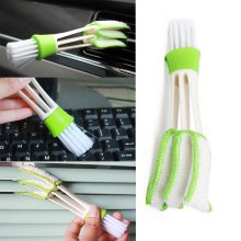 Car Vent Cleaner Tool Computer Keyboard Air Outlet Dust Cleaning Brush
