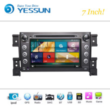 Car DVD Player Wince System For Suzuki Grand Vitara Autoradio Car Radio Stereo GPS Navigation Multimedia Audio Video