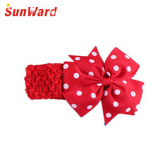 Children's Headband SUNWARD Delicate Hot Fashion New Kids Lovely Cute Headbands Girl's Flower Head Wear wholesale W65