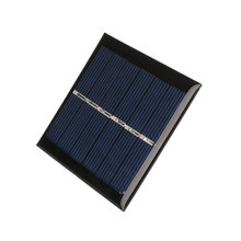 Mini Solar Cells Battery Power Supply Charger Silicon Panel 0.6W 3V 160MA Portable solar power panel