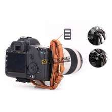 Professional Camera Hand Grip Wrist Strap Leather Strap Belt Camera Accessories Wrist Belt for Canon Nikon Sony Olympus SLR/DSLR